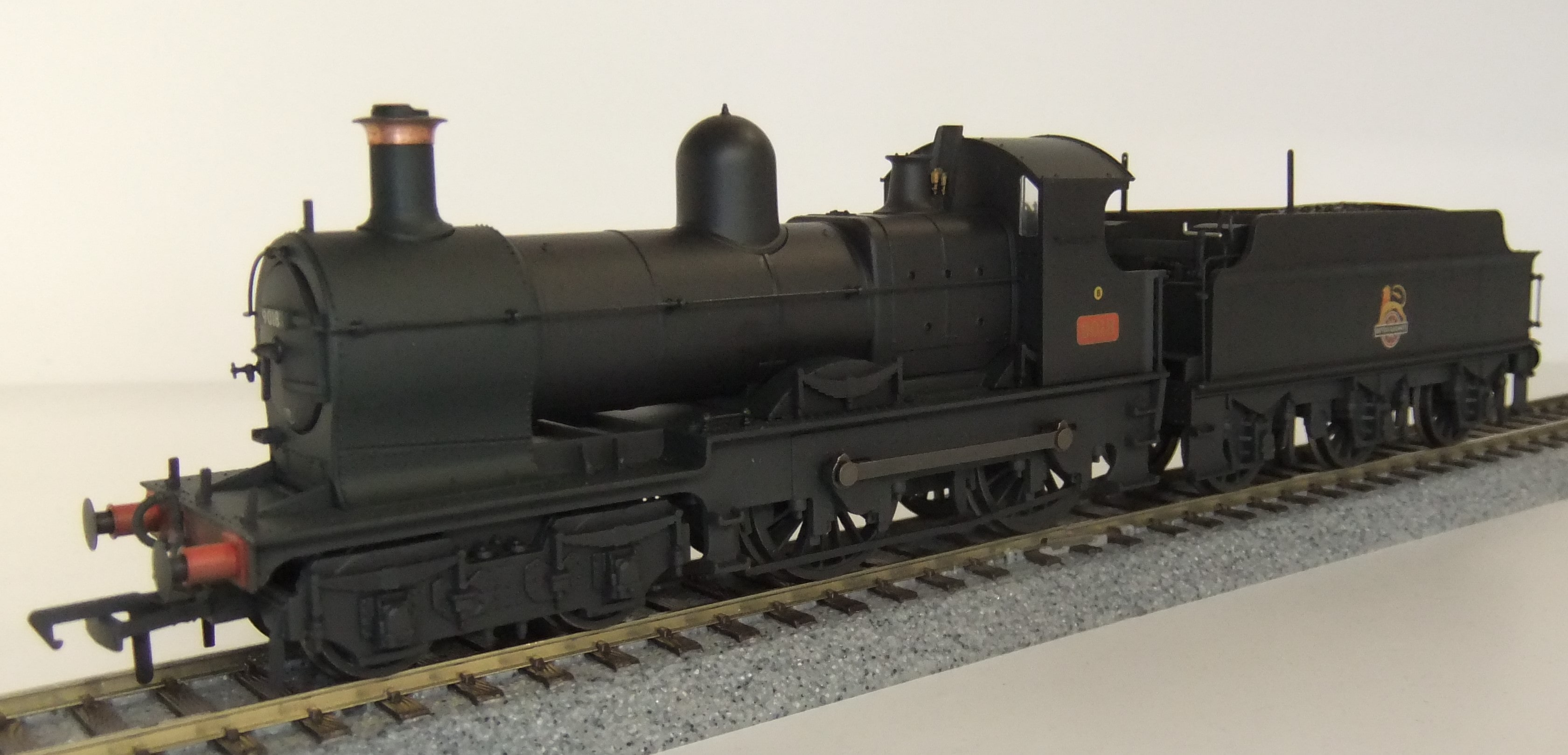 31-086A BR Earl Class Weathered