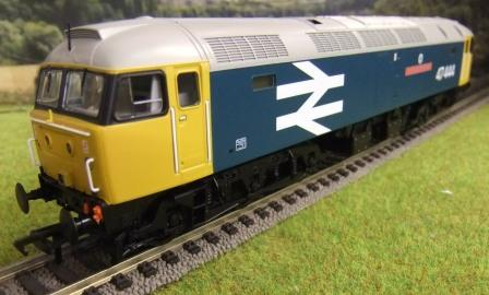 31-660A BR Class 47 Large Logo