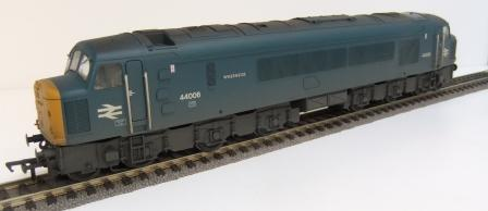 32-651A BR Class 44 Weathered