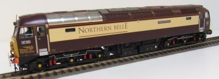 32-764A Cl. 57/3 'Solway Princess' Northern Belle