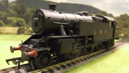 32-880 LMS Fairburn