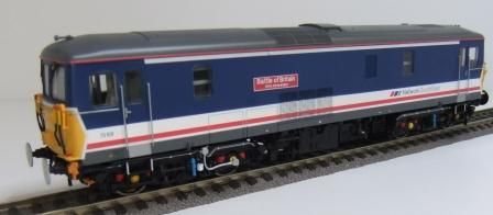 4D-006-011 Class 73 Network South East