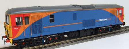 4D-006-012 Class 73 South West Trains