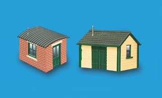 5185 Lineside Huts