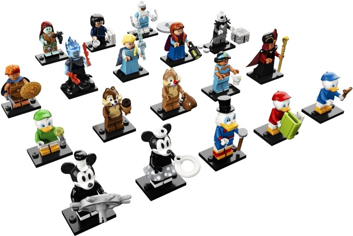 LEGO Minifigures - The Disney Series 2 - Click Image to Close