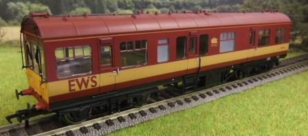 39-778 LMS 50' Inspection Coach EWS Maroon