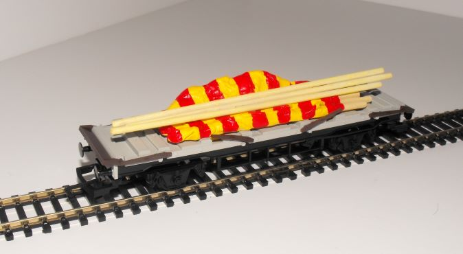 Hornby Circus Flat Bed