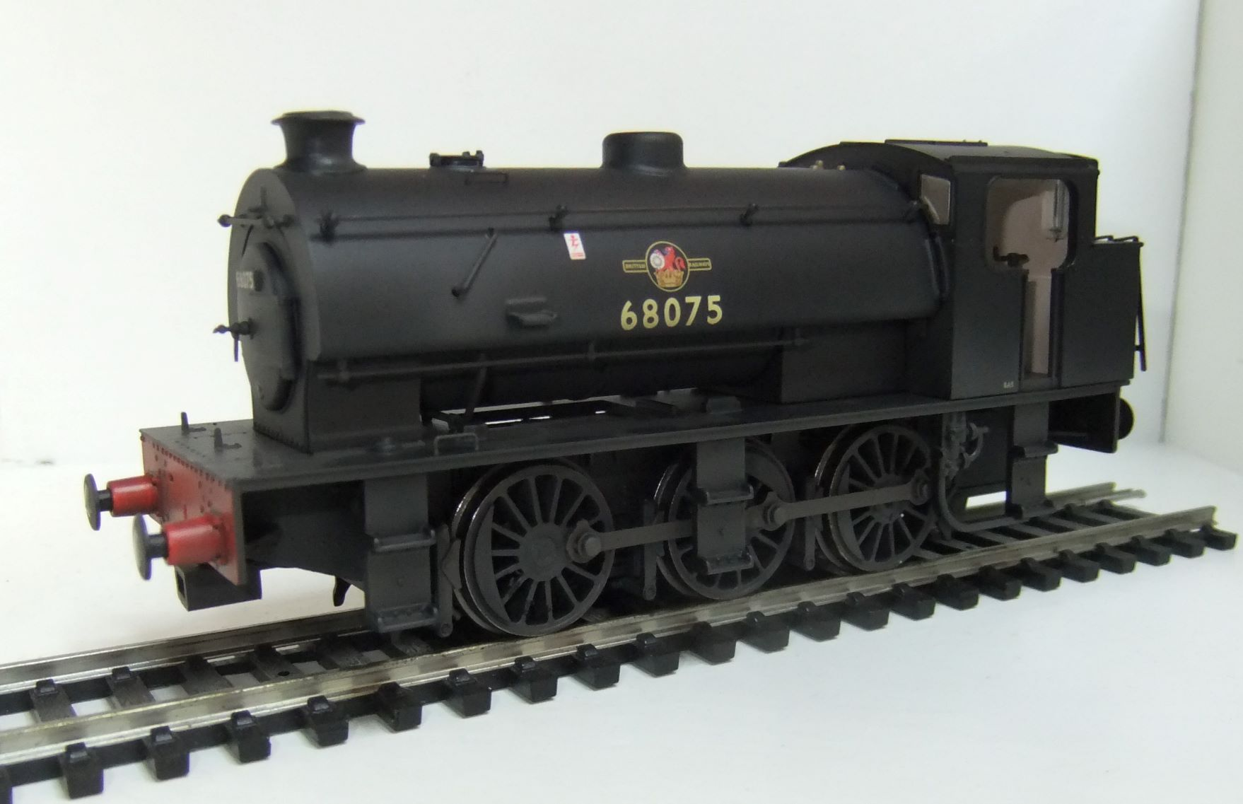E85001 BR J94 Late crest weathered