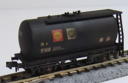 NR-P987LW Shell/BP no. 5168 Weathered