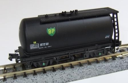 NR-P995A BP Type C TTA tank wagon Black