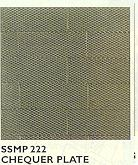 SSMP222 Chequer Plate